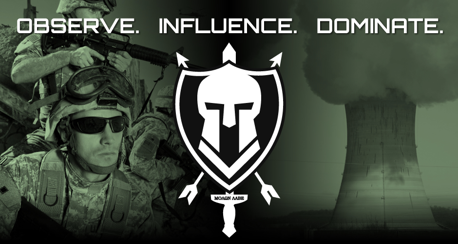 Observe. Influence. Dominate.